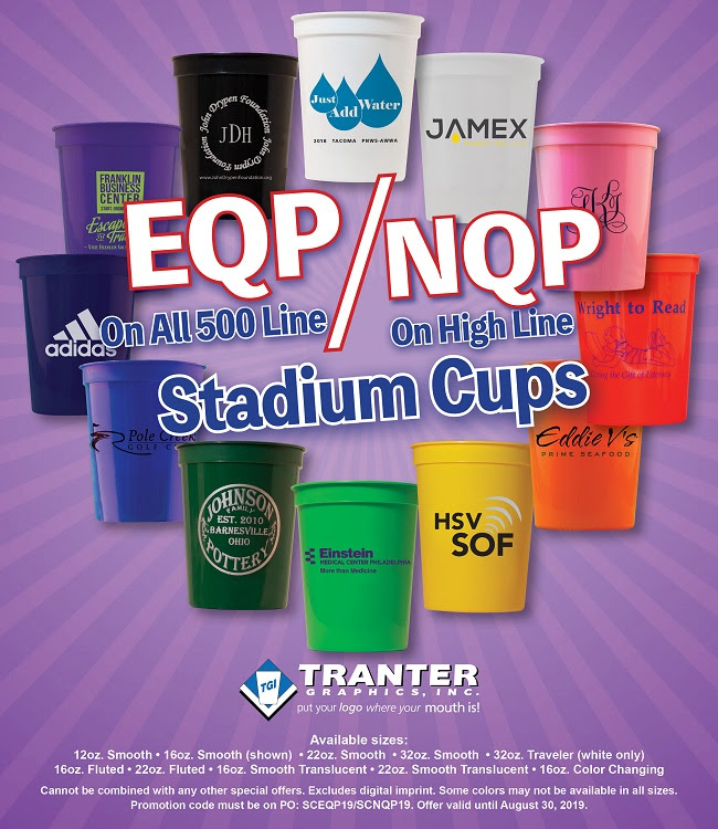 Annual Stadium Cup Specials Are Here!