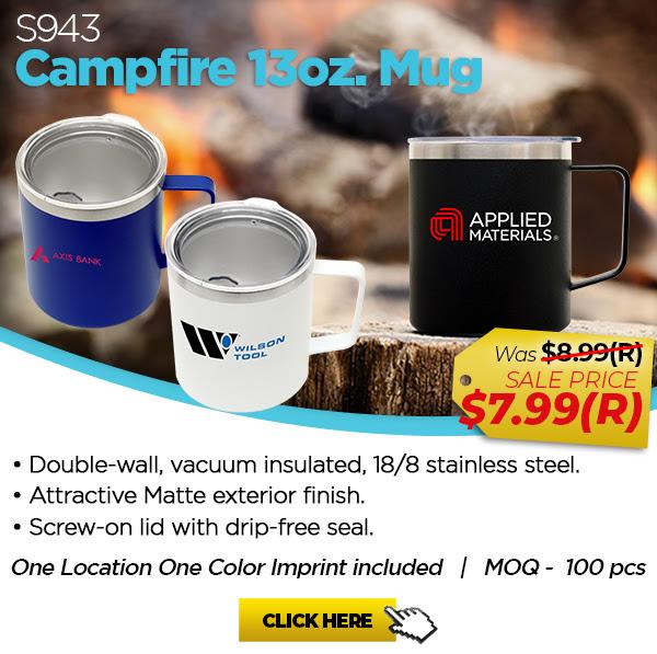 $7.99(R) Sale Price On The S943 Campfire Mug