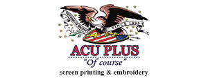 ACU PLUS Embroidery and Screenprinting