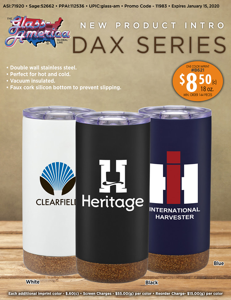 The Dax Series by Glass America