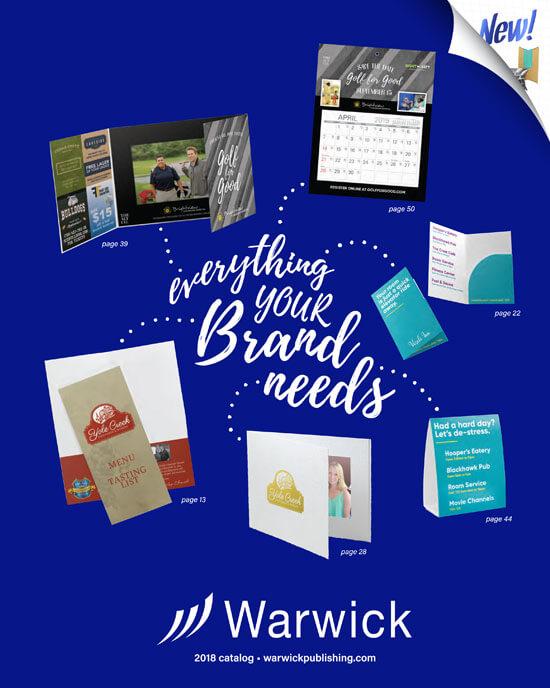 Warwick 2018 New Catalog