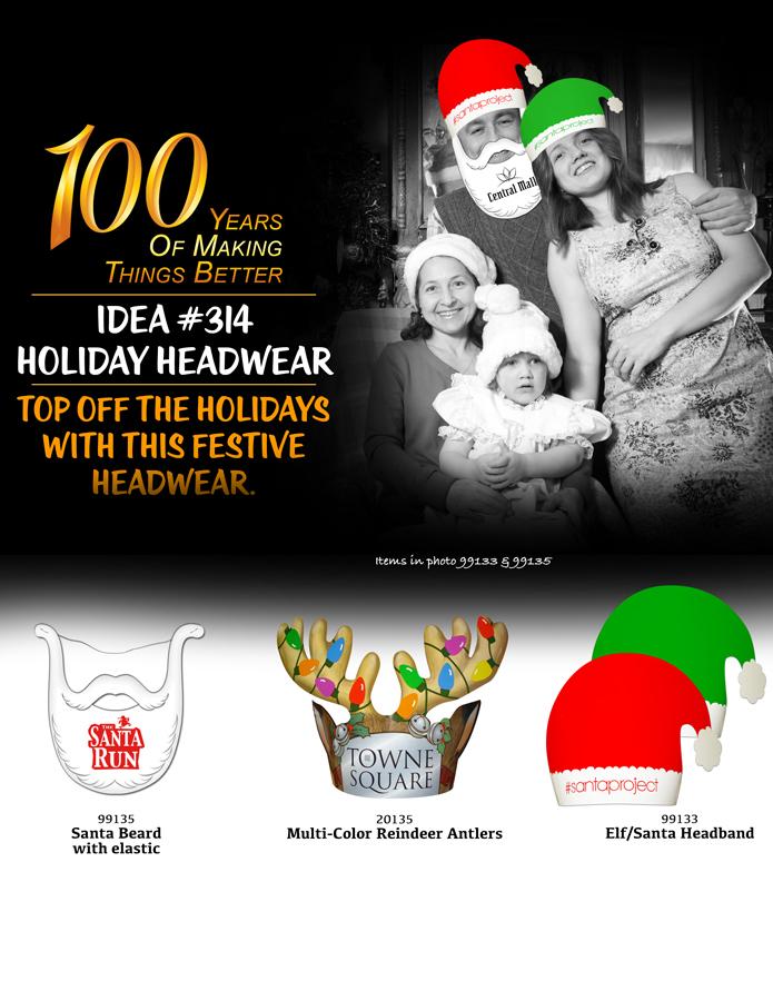 Holiday Headwear