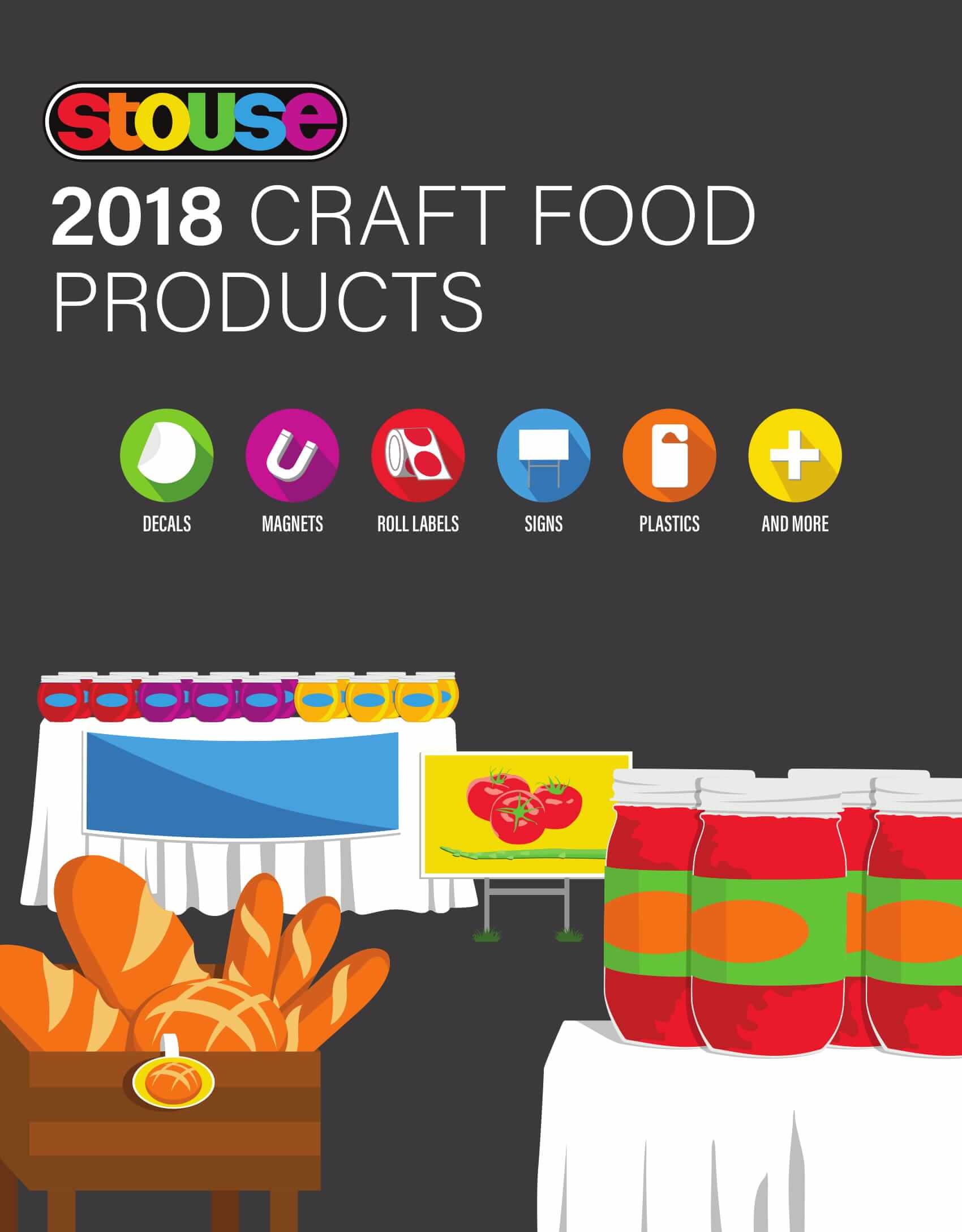 2018 Craft Food Products