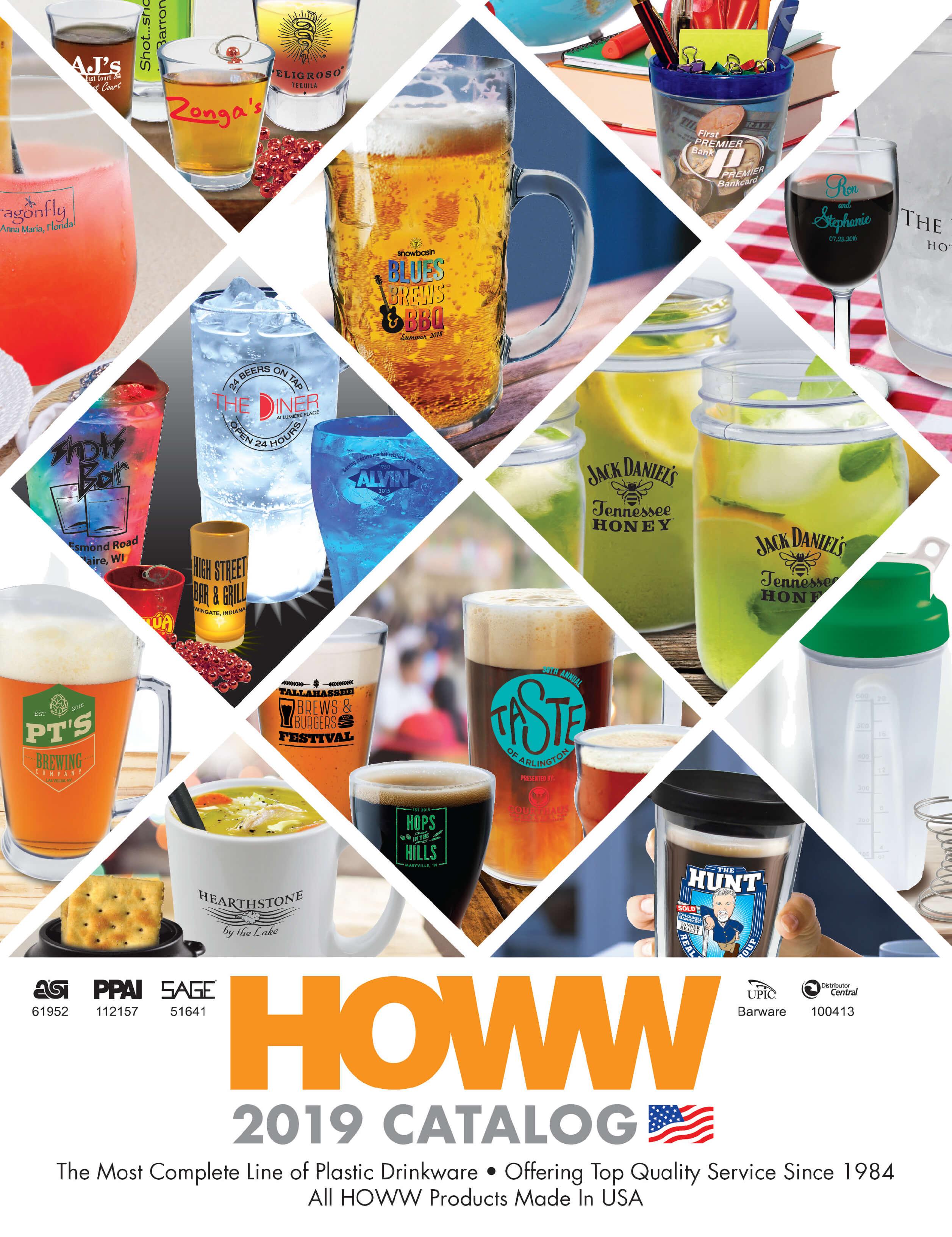 Howw 2019 Catalog