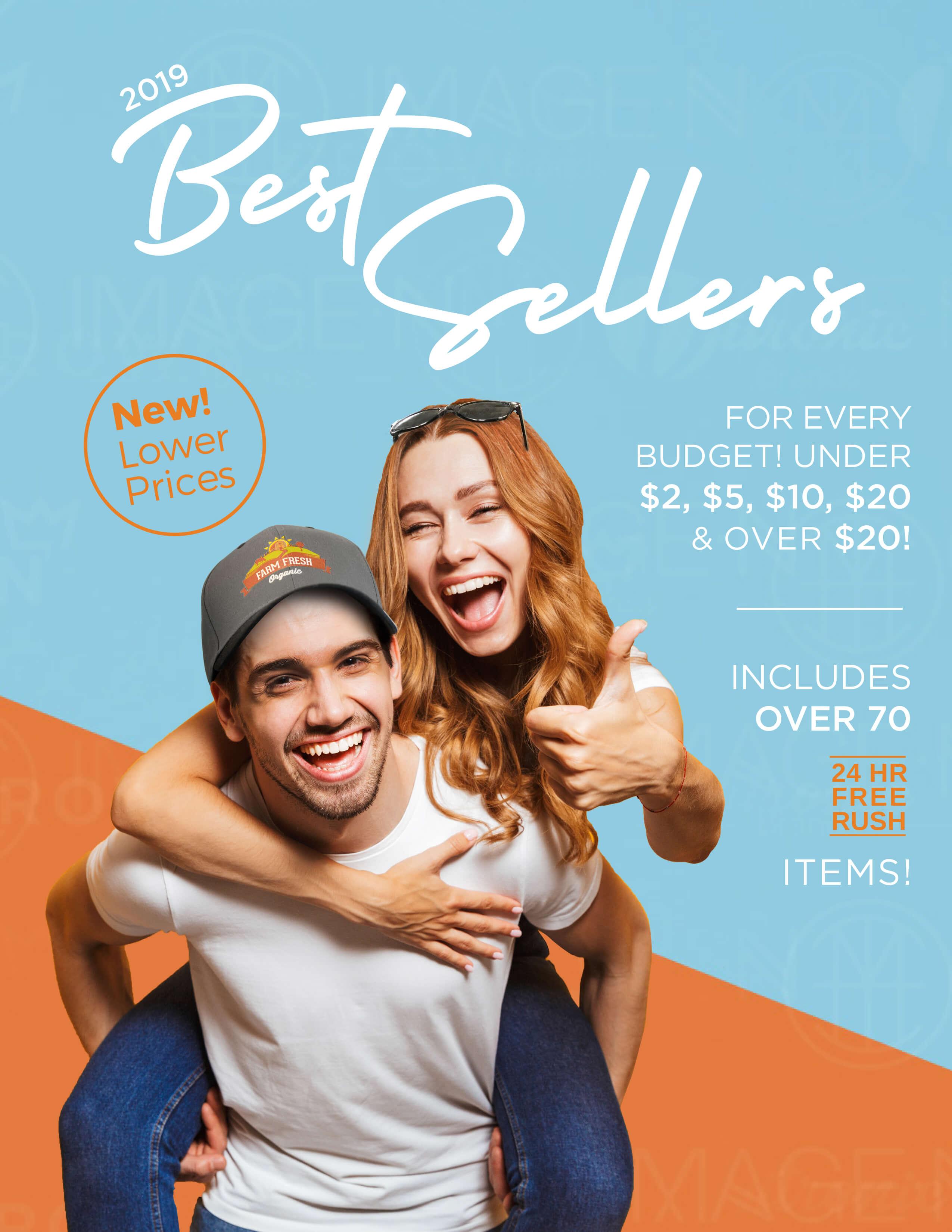 2019 IMAGEN Best Sellers