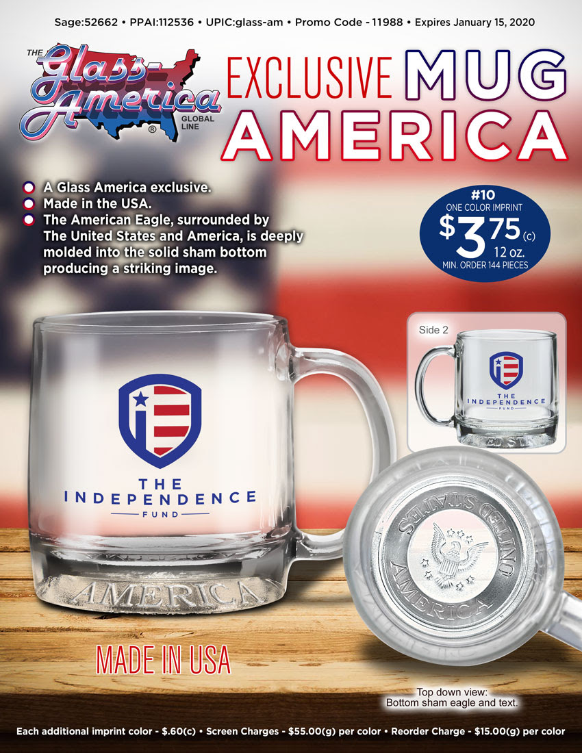 The Exclusive Mug America by Glass America