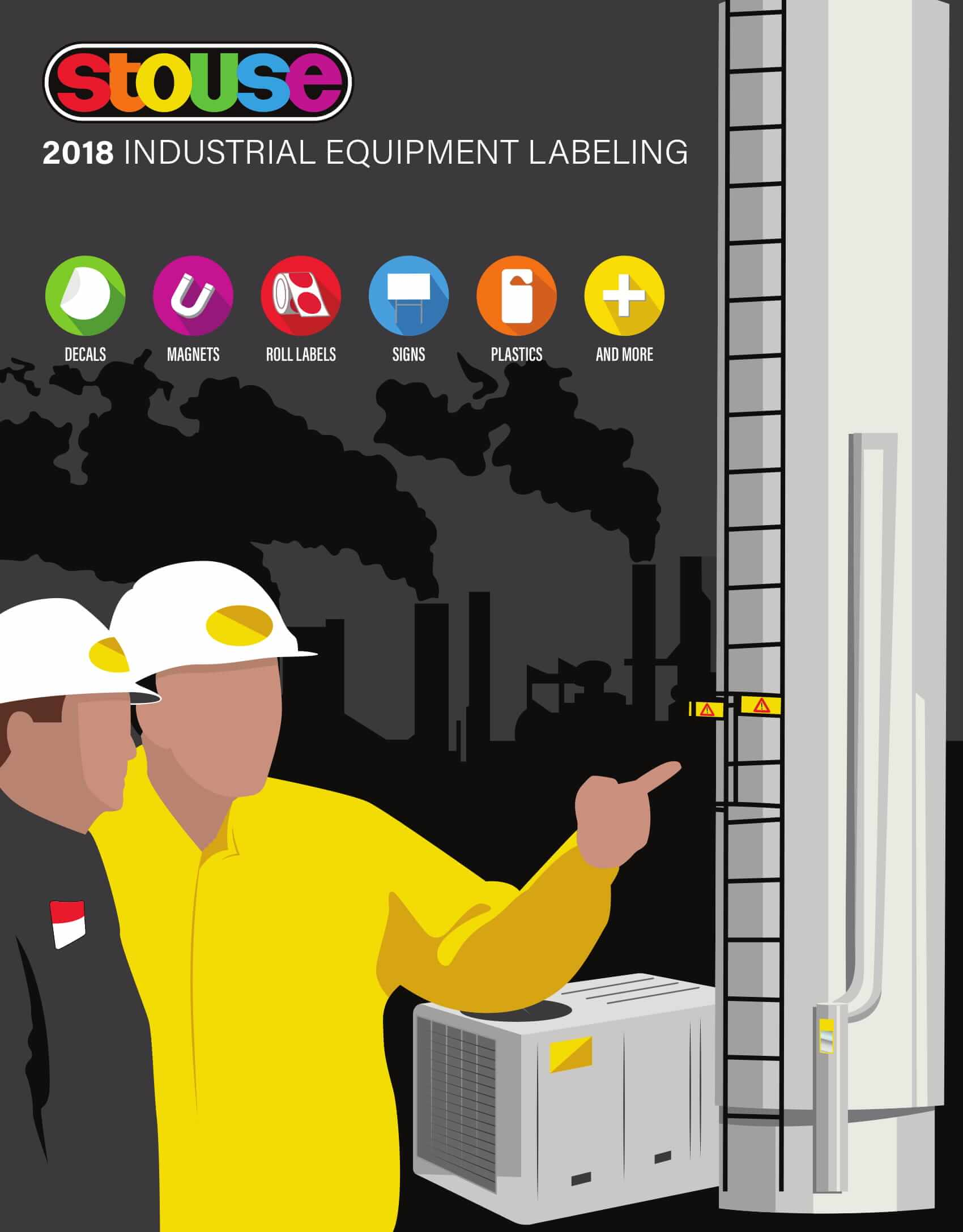 2018 Industrial Equipment Labeling