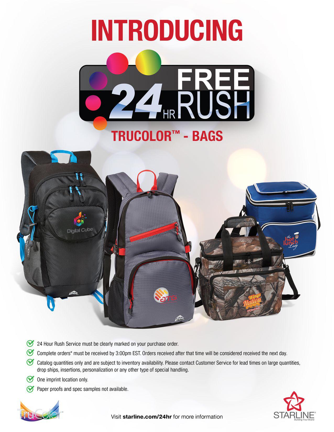 24 Hour Free Rush