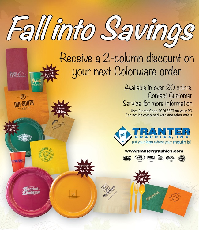 Fall Discounts Are Here!