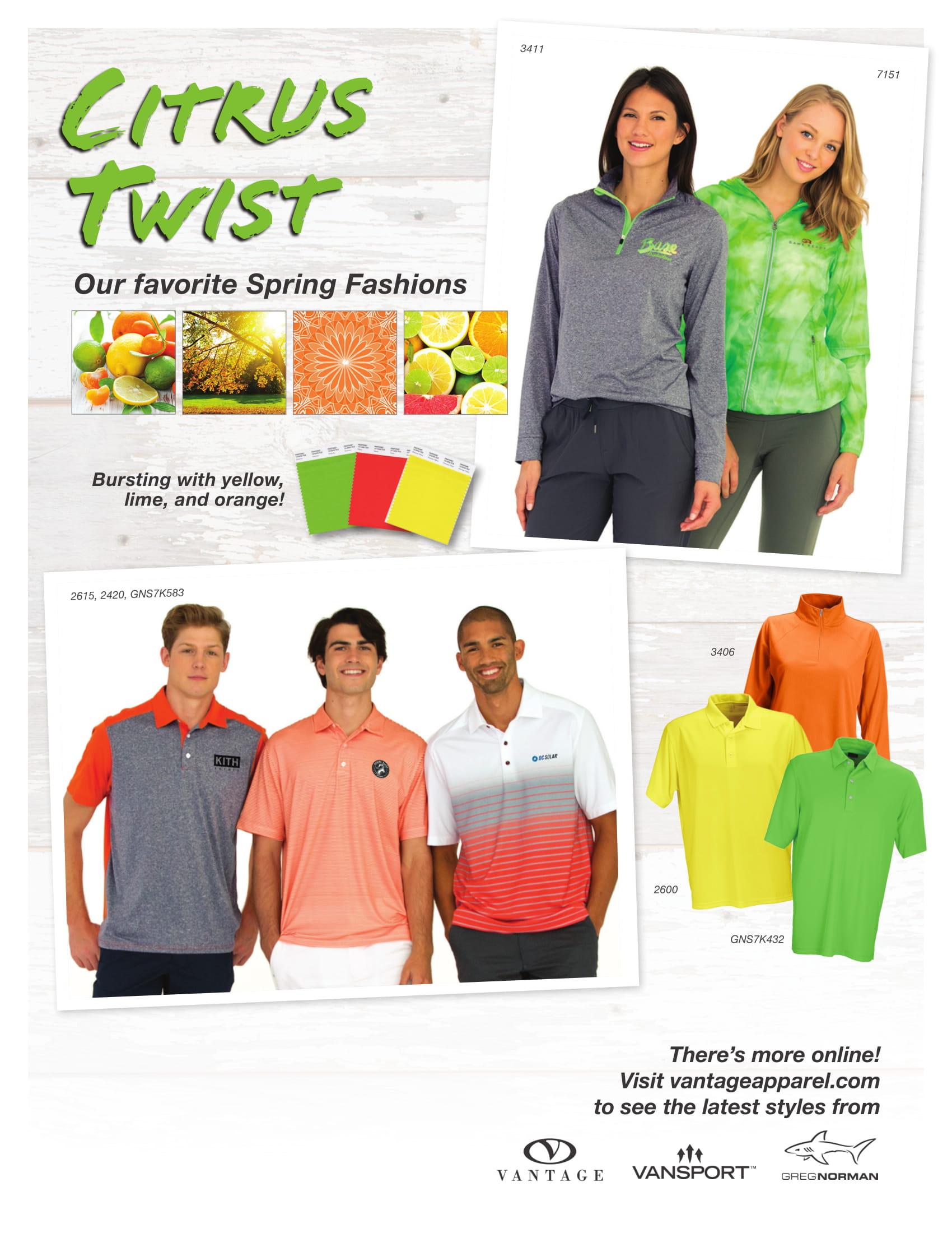 Citrus Twist