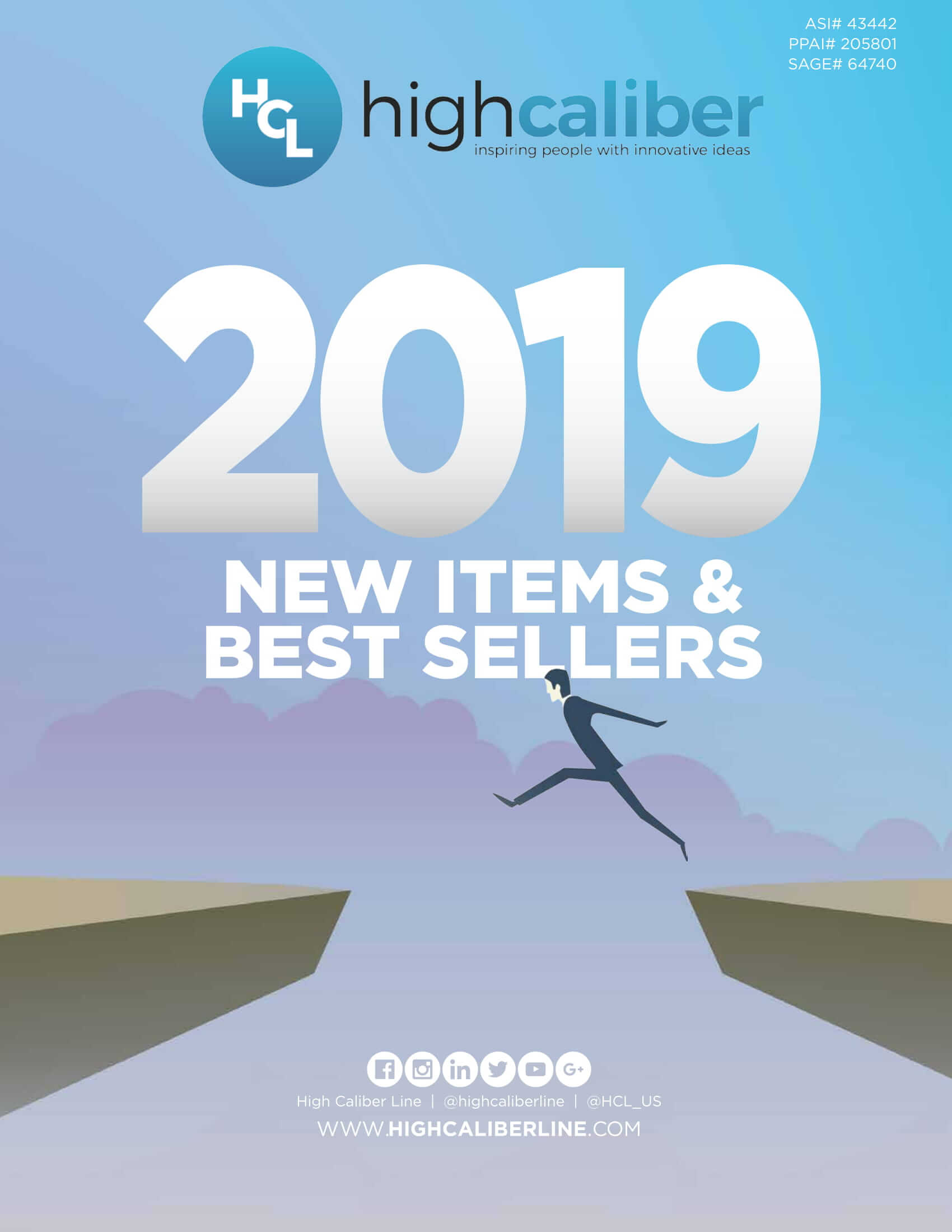 2019 New Items & Best Sellers