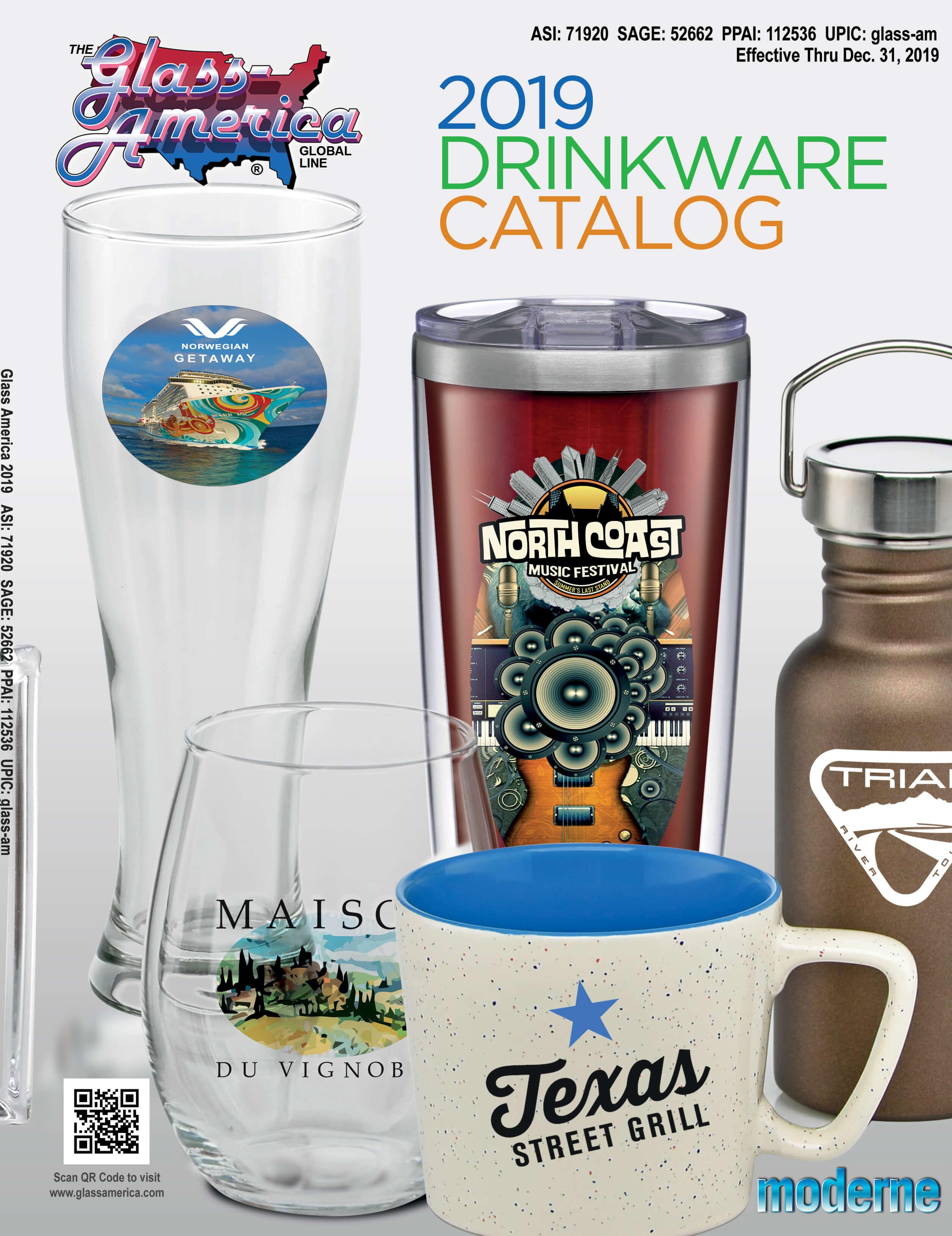 2019 Drinkware Catalog