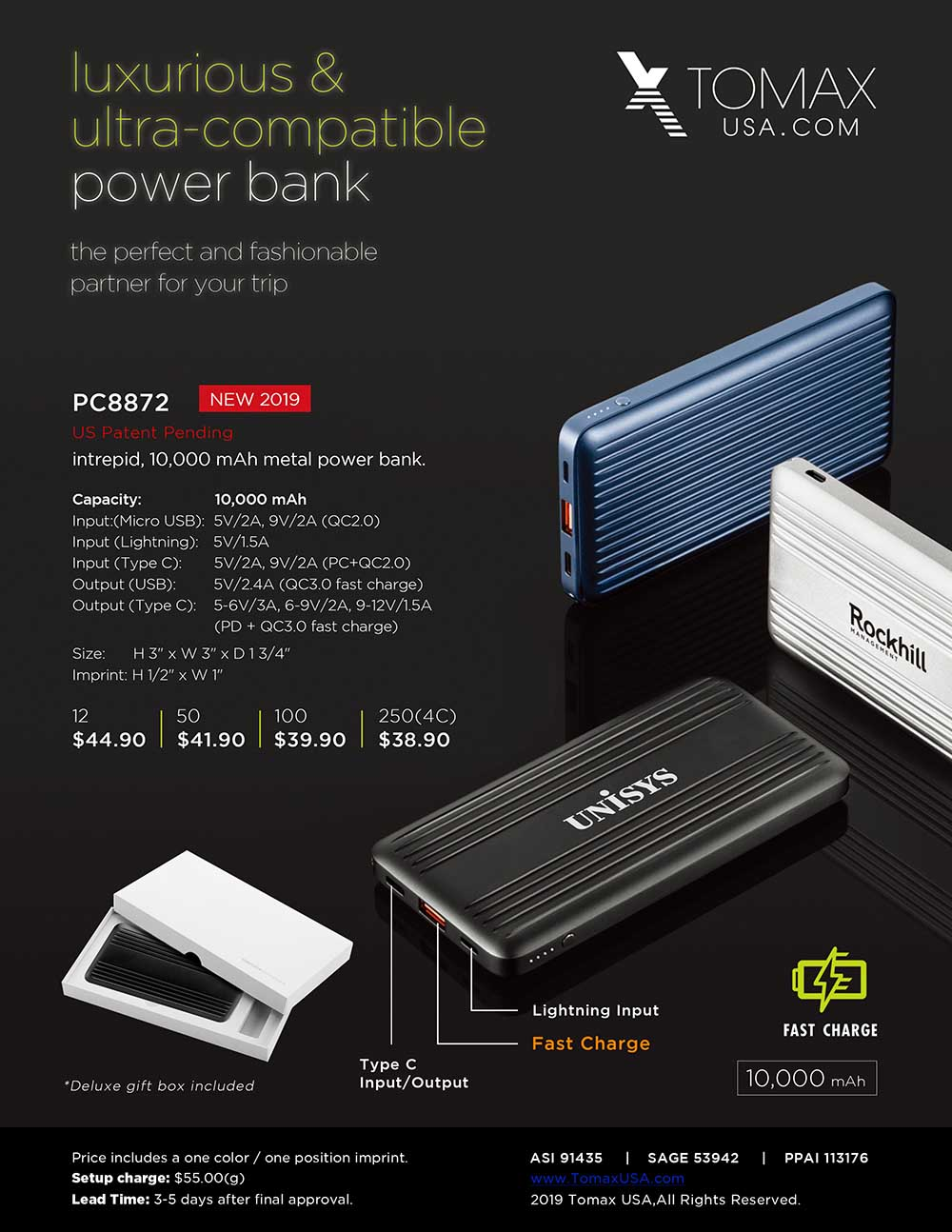 Ultra Compatible Powerbanks