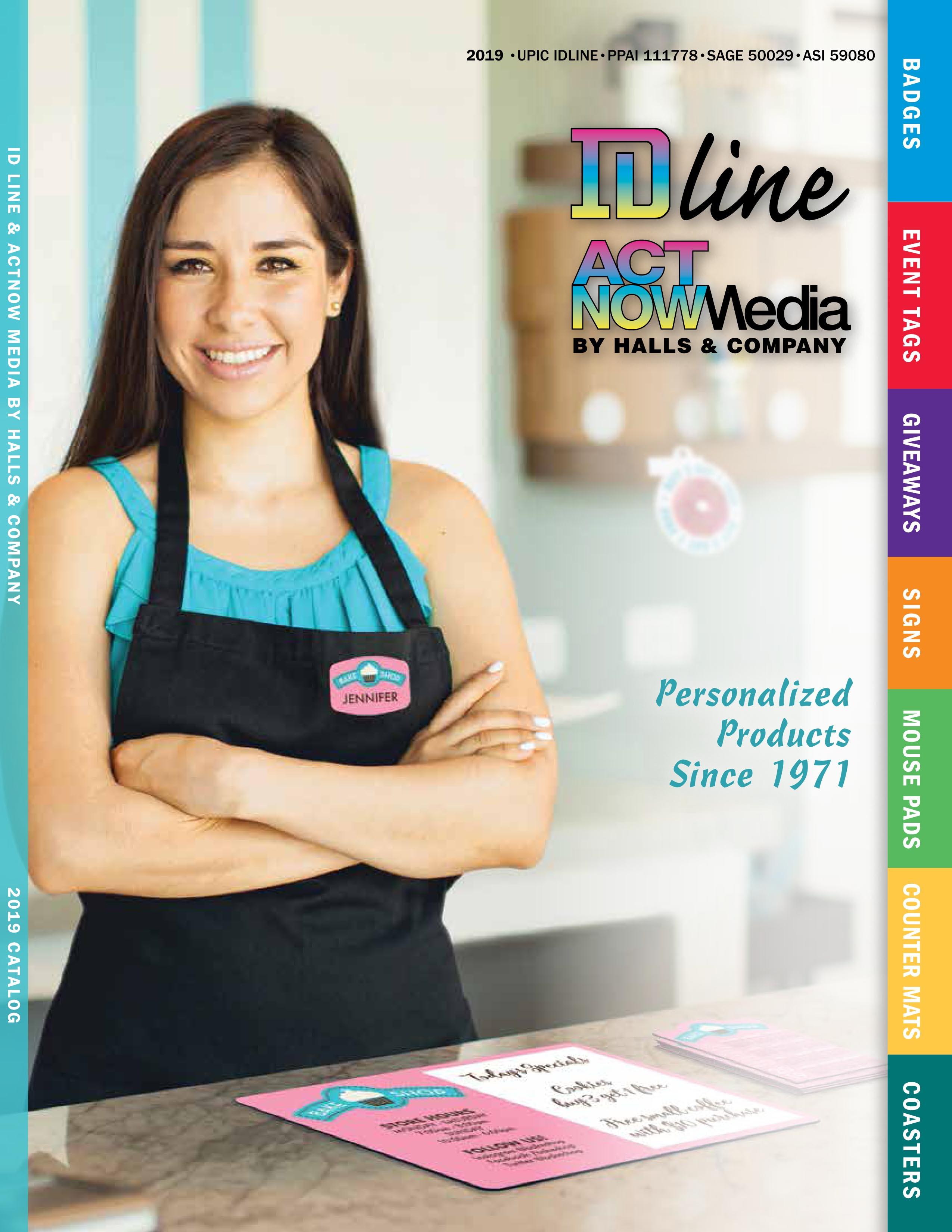 2019 Idline Catalog