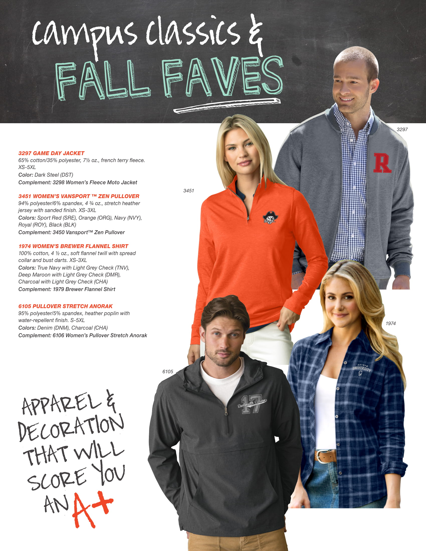 Campus Classic & Fall Faves