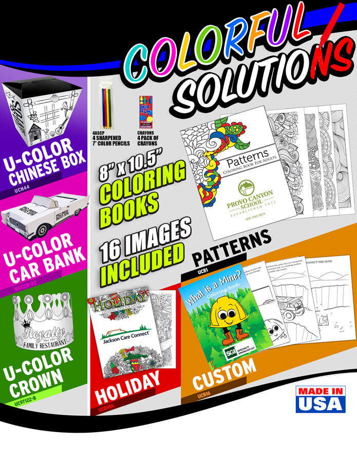 Colourful Solutions