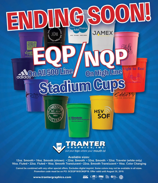 Last Chance for EQP on 500 Line Stadium Cups