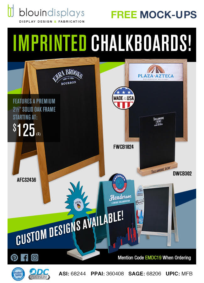 Check Out These Amazing Chalkboards - No Minimums