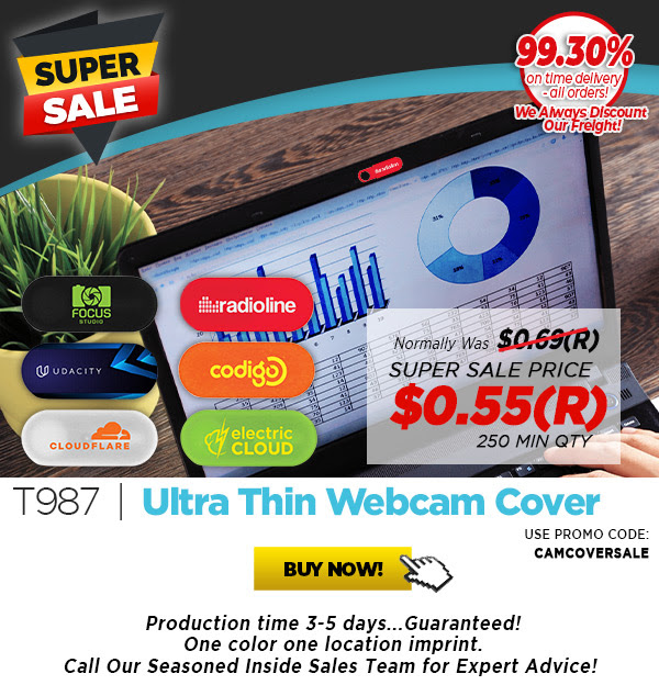 Super Sales price on the T987 Webcam Cover