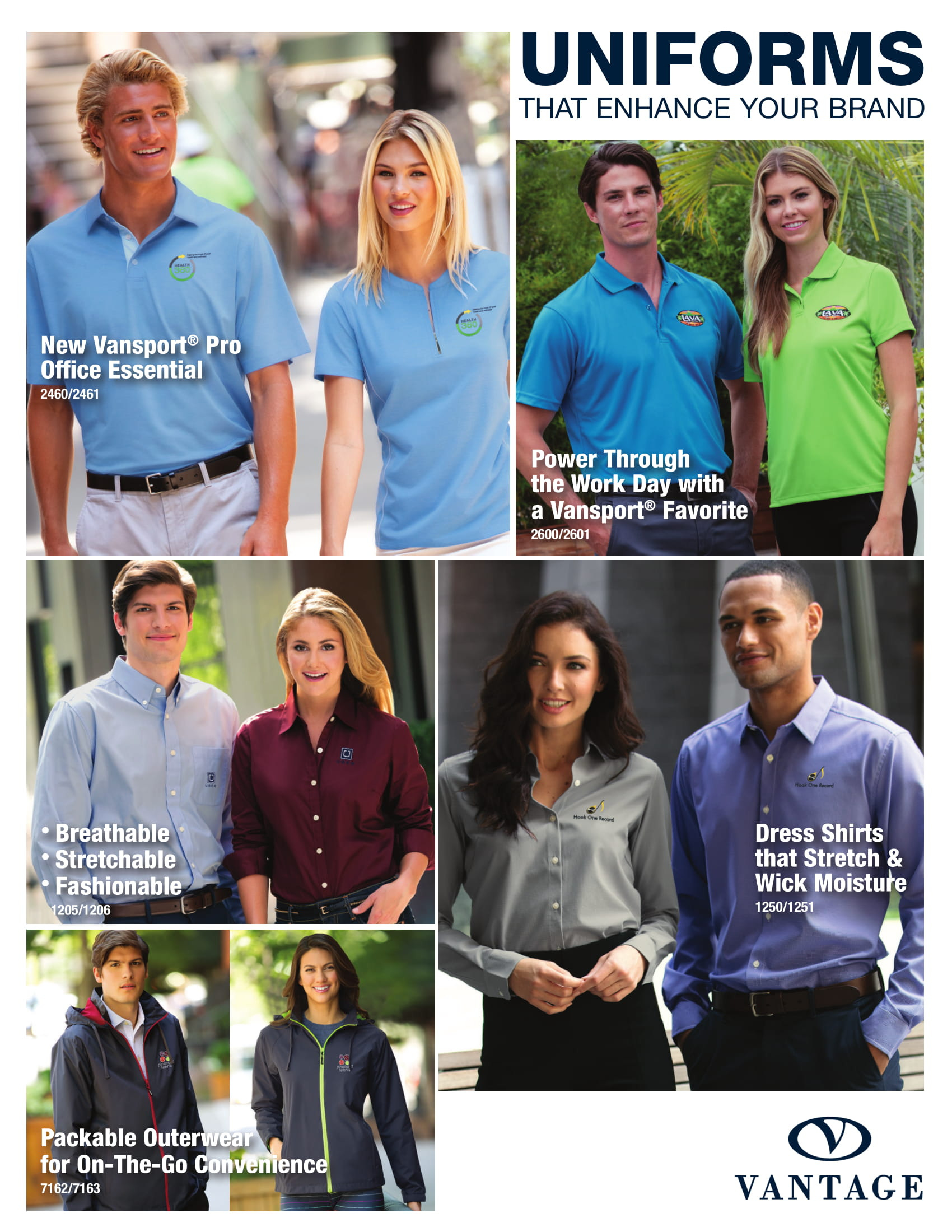 Uniforms That Enhances Your Brand