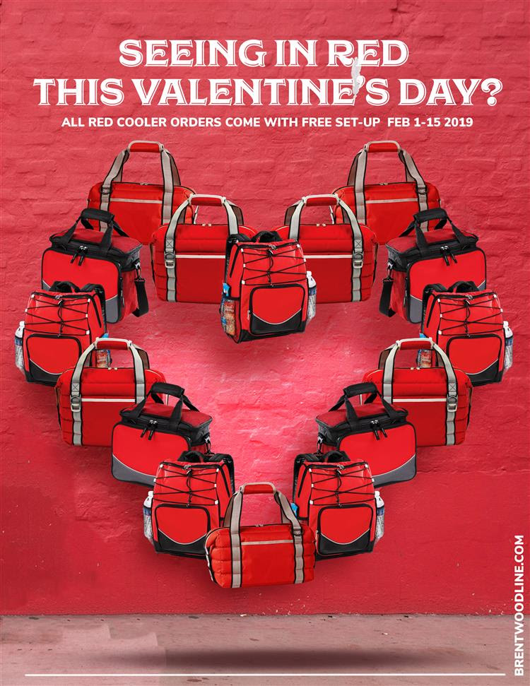 Seeing In Red This Valentine's Day?