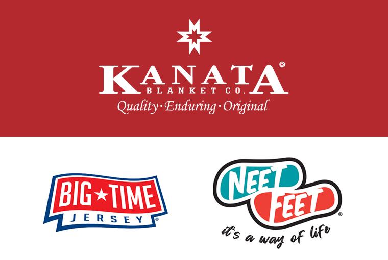 Kanata Blanket Company, Neet Feet And Big Time Jersey Under One Umbrella