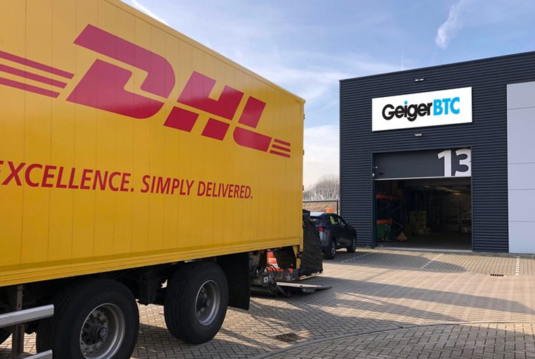 Geiger Opens Logistics Office in Rotterdam, Netherlands