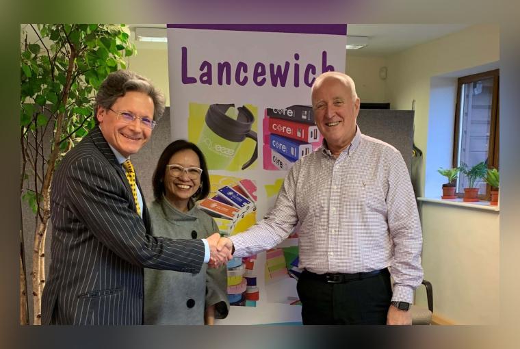 Geiger Acquires UK Distributor Lancewich