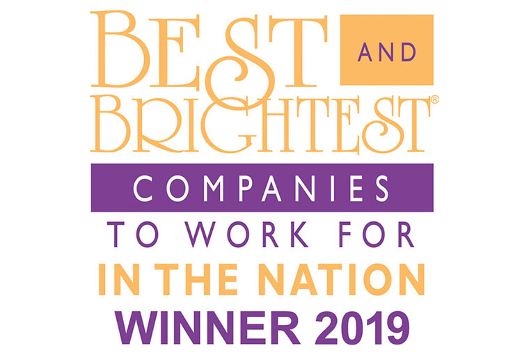"Orbus named ""National Best & Brightest Companies to work for in the Nation"""