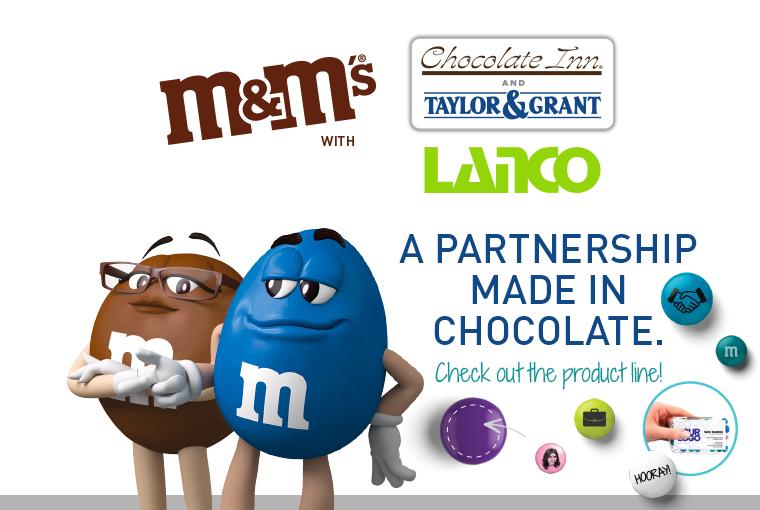 Chocolate Inn/Lanco Partners with M&M's Retail Group