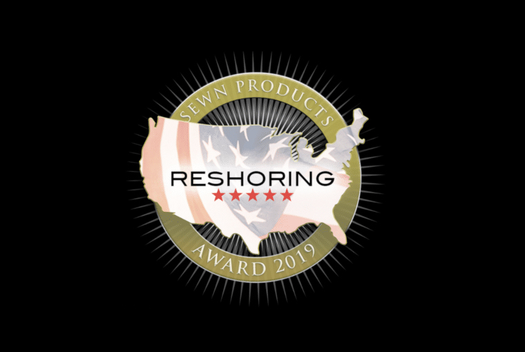 Unionwear Wins Textile Industry's Reshoring Award