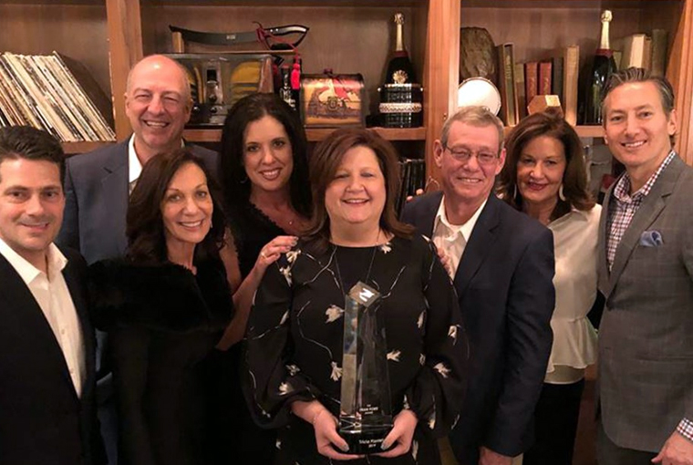 Tricia Piontek Wins The Magnet Group's 2019 Fran Ford Award