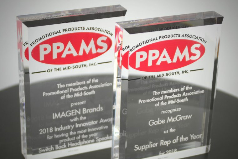 IMAGEN Brands Wins PPAMS Supplier Rep of the Year and Industry Innovator Award