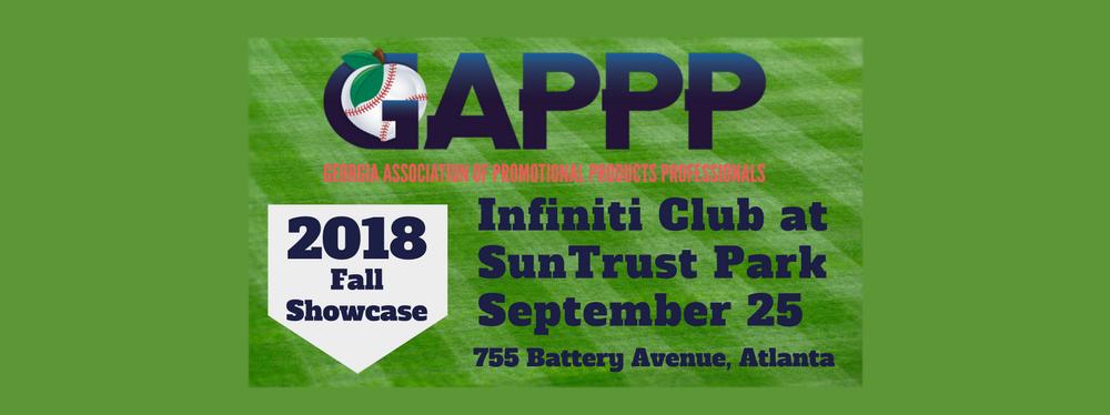 GAPPP Fall Show