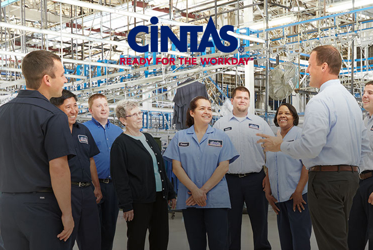 Cintas Corp. Sales Rise but Net Income falls in Q3