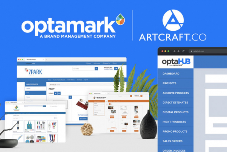 The Artcraft Company becomes Optamark Franchise