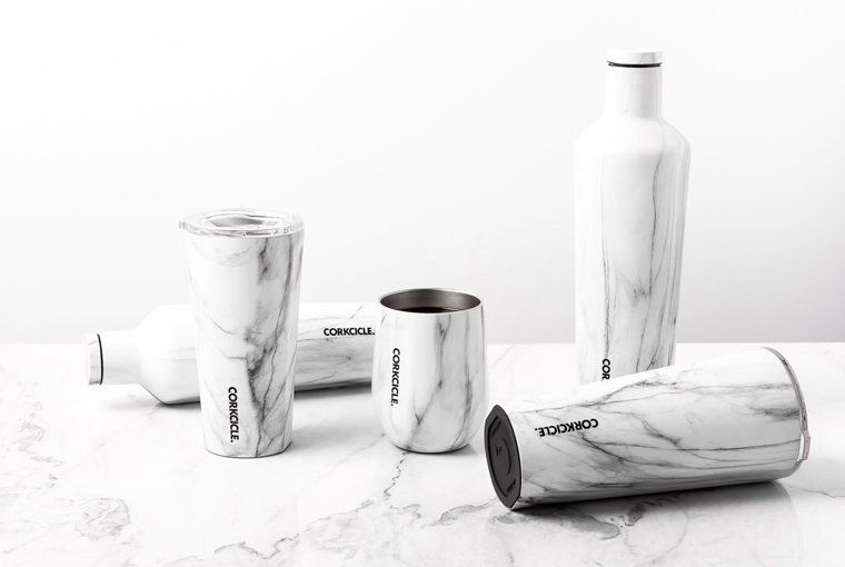 Gemline Partners With Corkcicle Drinkware Brand