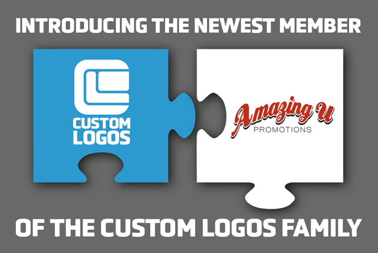 Custom Logos Acquires Amazing U Promotions
