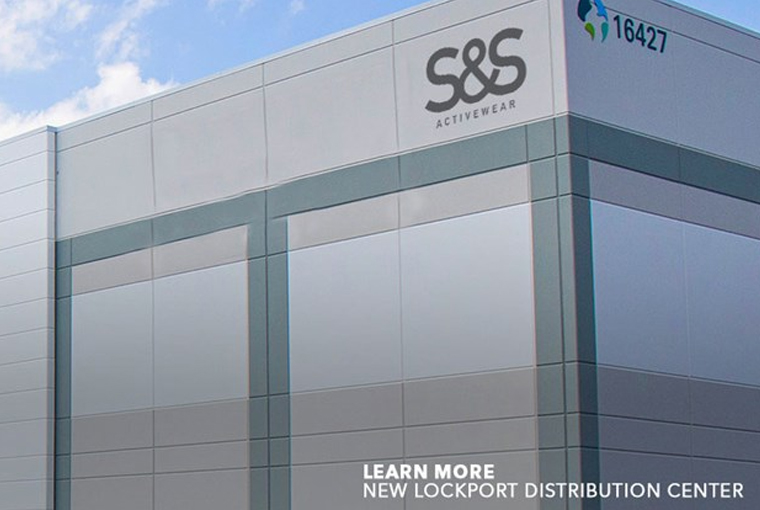 S&S Activewear Expands The Company's Midwest Footprint