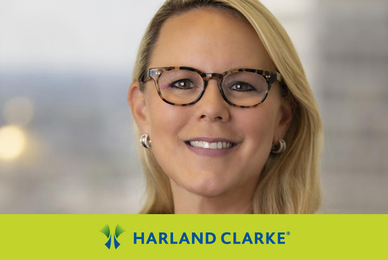 Jana Schmidt has been promoted as CEO of Harland Clarke
