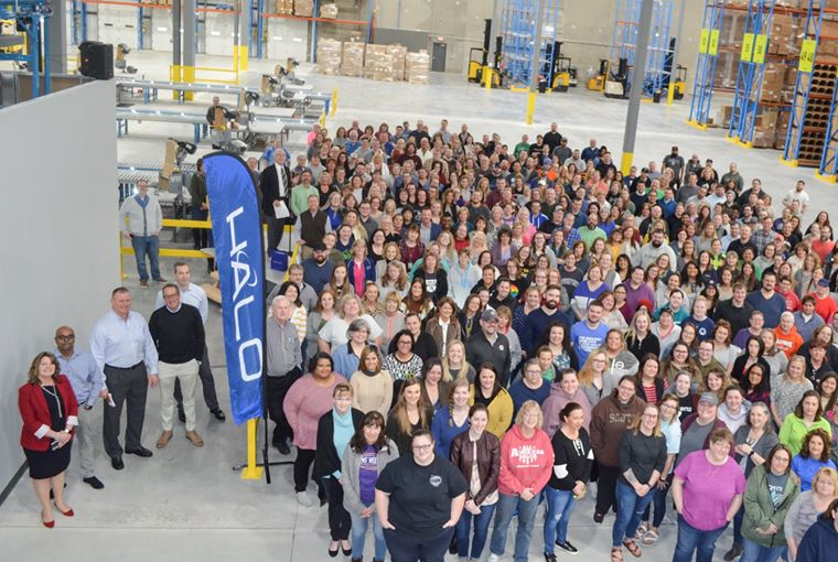 HALO Branded Solutions Expands