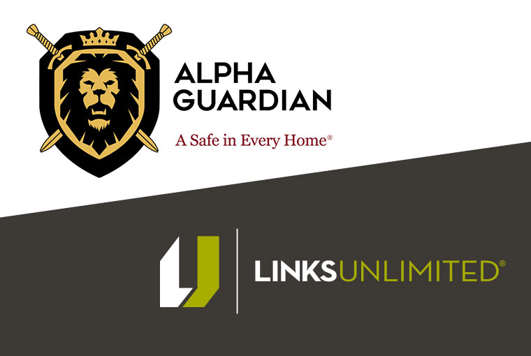 Links Unlimited Partners with Alpha Guardian