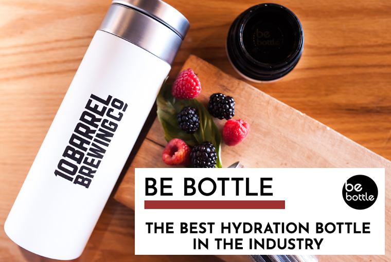 Compass Industries And Be Bottle Partnership