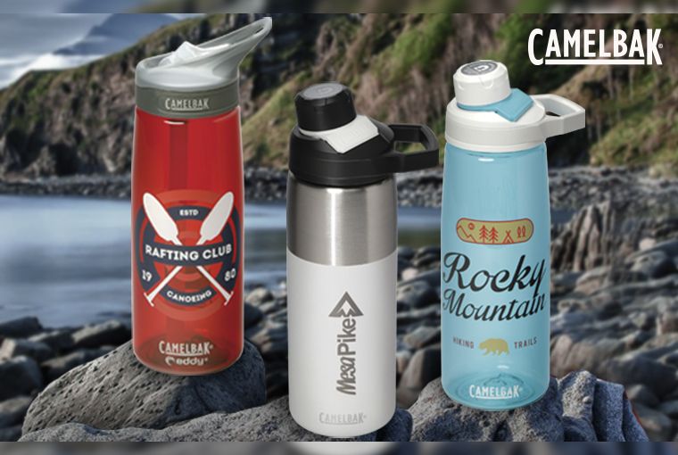 Leed's offering CamelBak to the Promo Products Market