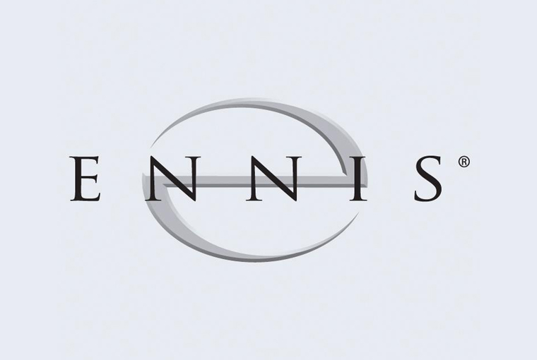 Ennis Revenues Up In Second Quarter, First Half of Fiscal 2019