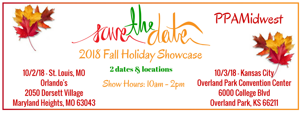 PPAMidwest Fall Holiday Showcase