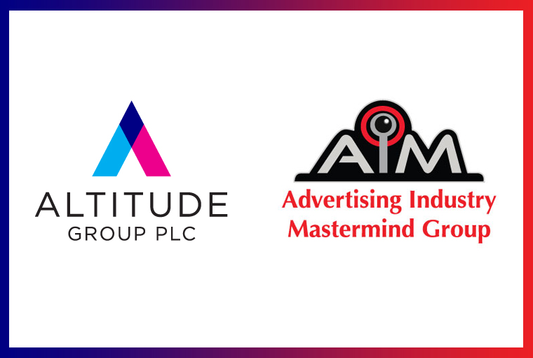 Advertising Industry Mastermind Acquired by Altitude Group Plc