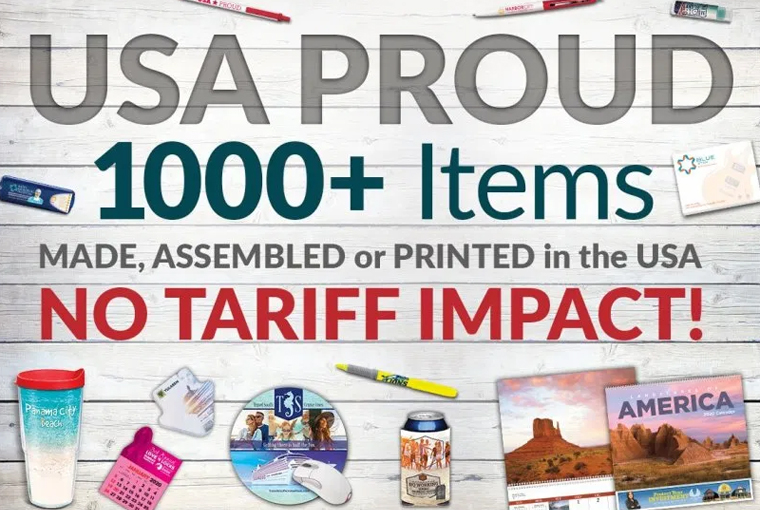 BIC Graphic NA Alleviates Tariff Concernswith Items Made, Printed or Assembled in the USA