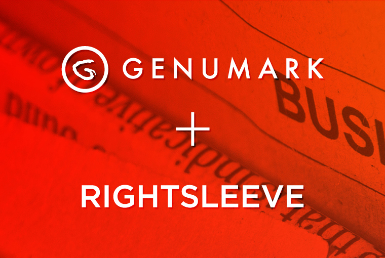 Genumark acquires Rightsleeve
