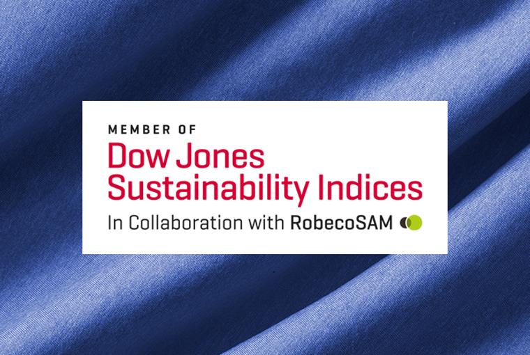 Gildan listed on the Dow Jones Sustainability Index
